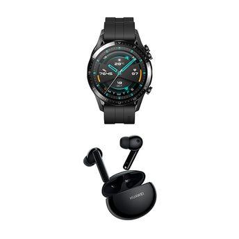 Huawei Watch GT2 +  Freebuds 4i